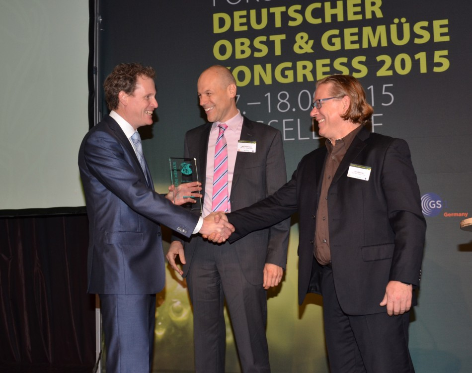 Rijk Zwaan wins Gruner Merker 2015