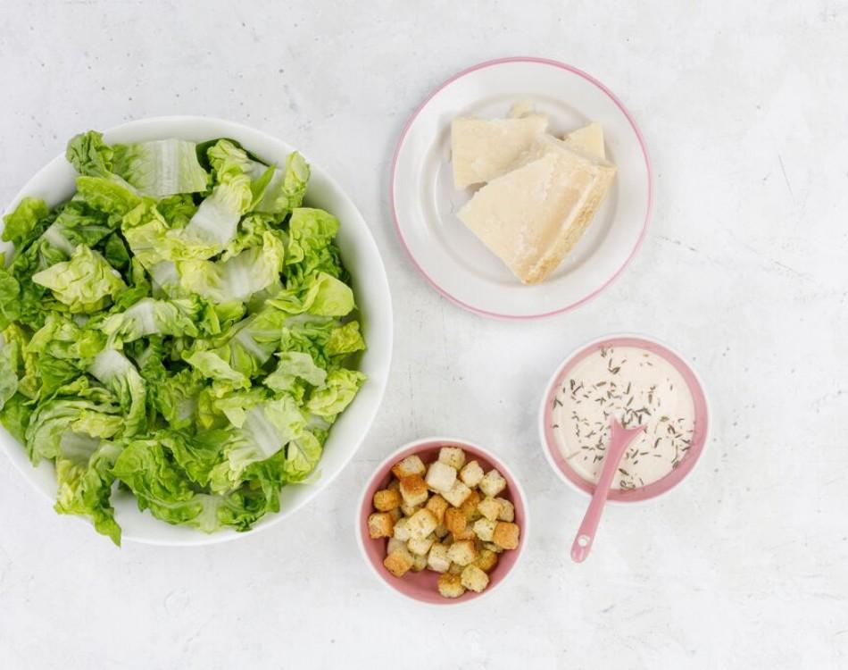 Knox Ceasar salad